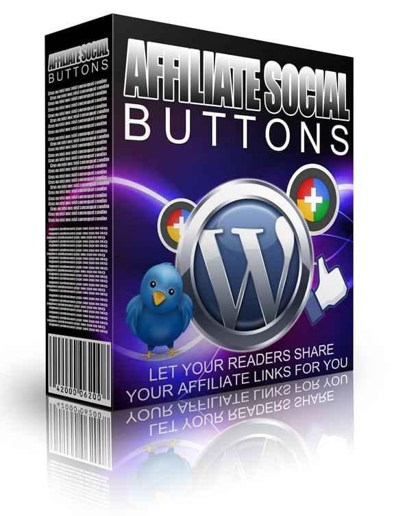 Affiliate Social Buttons