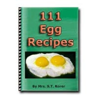 111 EGG Recipes