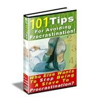 101 Tips For Avoiding Procrastination 2