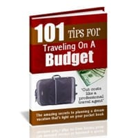 101 Tips For Traveling On A Budget 2