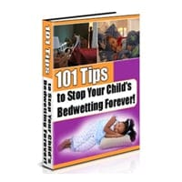 101 Tips to Stop Your Child's Bedwetting Forever 1