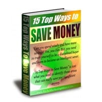 15 Ways To Save Money 1