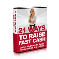 21 Ways To Raise Fast Cash 1