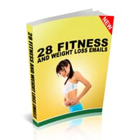28 Fitness and Weight Loss Emails 1