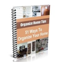 51 Ways To Organize Your Home 1