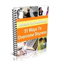 51 Ways to Overcome Shyness and Low Self-Esteem 2