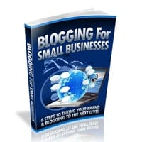 Blogging For Small Businesses 1