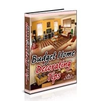 Budget Home Decorating Tips 2
