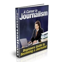 Career In Journalism 1