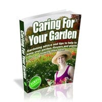 Caring For your Garden 2