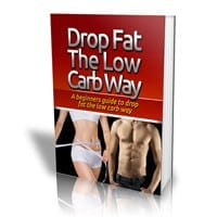 Drop Fat The Low Carb Way 1