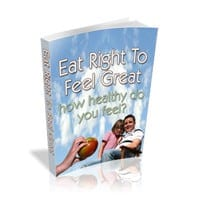 Eat Right To Feel Great 2