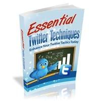 Essential Twitter Techniques 2
