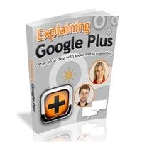 Explaining Google Plus 1