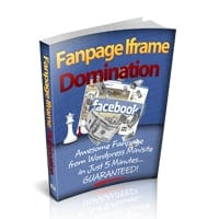 Fanpage Iframe Domination 1