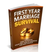 First Year Marriage Survival 1