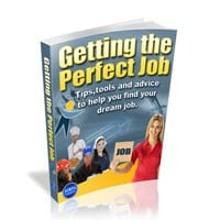 Getting The Perfect Job 1