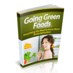 Going Green Foods 2