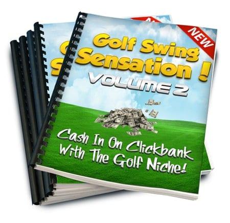 Golf Swing Sensation V2