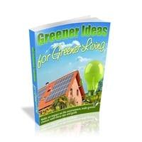 Greener Living for Greener Living! 1
