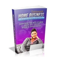 Indispensable Home Business Training Guide 1