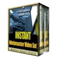 Instant Webmaster Video Set 2