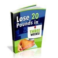 Lose 20 Pounds In Three Weeks 2