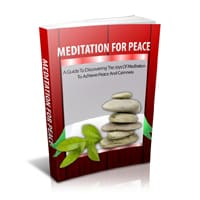Meditation For Peace 2