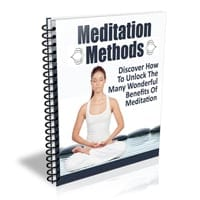 Meditation Methods eCourse 2