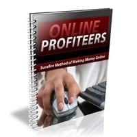 Online Profiteers 1