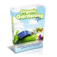 Organic Gardening Tips 1