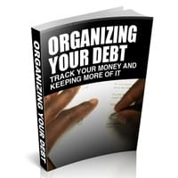 Organizing Your Debt 1