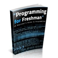 Programming for Freshman 1