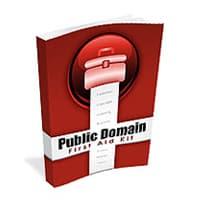 Public Domain First Aid Kit 2