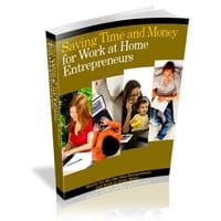 Saving Time And Money For Work At Home 2