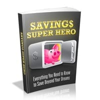 Savings Super Hero 2