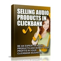 Selling Audio Products in Clickbank 1