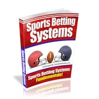 Sports Betting Systems 1
