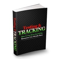 Testing And Tracking 1