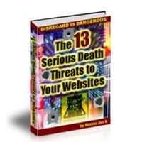 The 13 Serious Death Threats to Your Websites 2