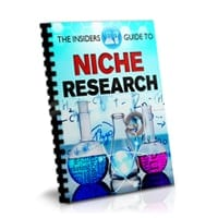 The Insiders Guide To Niche Research 1