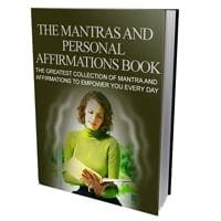 The Mantras and Personal Affirmations Book 2
