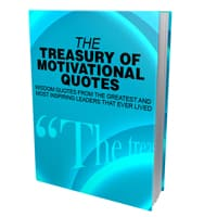 The Treasury of Motivational Quotes 1