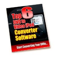 Top 6 DVD To Video iPod Converter Software 1
