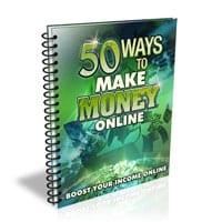 50 Ways to Make Money Online 1