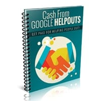 Cash from Google Helpouts 1