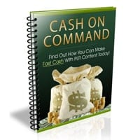 Cash on Command 1