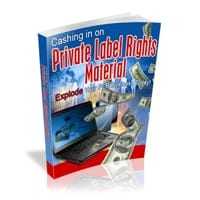 Cashing In On Private Label Rights Material 2