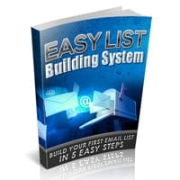 Easy List Building System 1