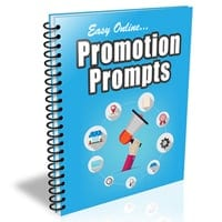 Easy Online Promotion Prompts 2